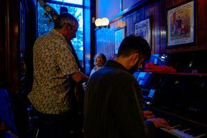 The Shore Bar #3. Music.