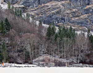 Laurenbrunnen cabin