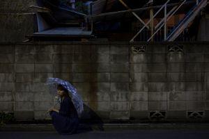 wonderwall - rains© Kazha Imura