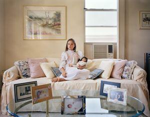 Desiree, Brooklyn, NY, 2011 From the series American Girls © Ilona Szwarc