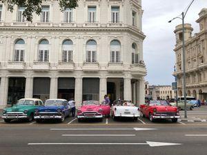 Classic Cars, Havana