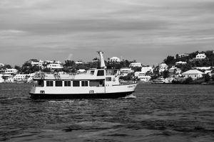 Old Bermuda Ferry