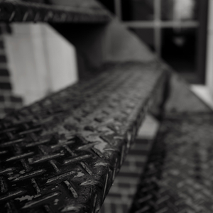 Fire Escape, New Canaan, CT, 12 12 20