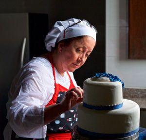 Cake Vermeer