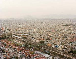 Ciudad Nezahualcóyotl; Estado de Mexico © Noah Addis