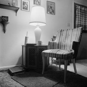 Grandpa's Chair.