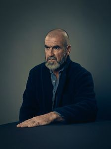 Eric Cantona by Mark Harrison