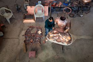 Copper Forming