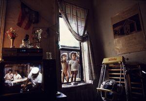 Jason and Anthony, 1987.