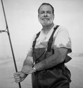 Fisherman Bob, Cape May, New Jersey