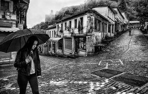Rainy Day - Gijrokaster