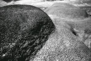 Alberta Badlands, 1984