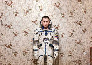 General Boris V, Yuri Gagarin Cosmonaut Training Center [GCTC], Star City, Zvyozdny Gorodok, Russia, 2007 © Vincent Fournier