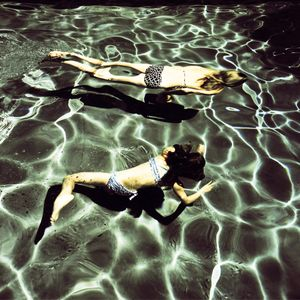 Poolscape 90. Showing at Crane Kalman Brighton. Courtesy of PhotoLondon.