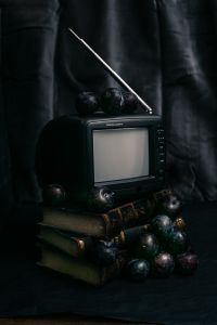 Plums (200 A.C.) and TV (1980's)