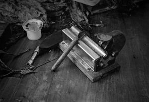 Cigar Roller and 1 Habano just made