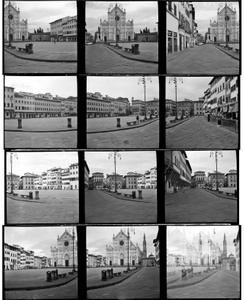 P.za Santa Croce. Florence
