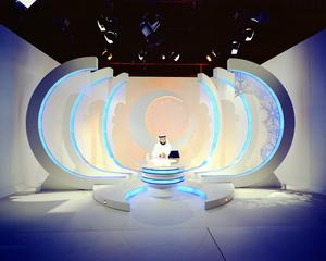 Noor TV Channel. Dubai, UAE.