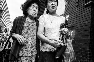 Grandma and Daughter - Tokyo, 2016