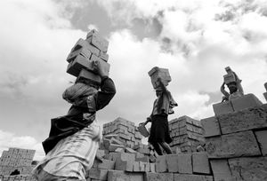 """Brickmakers"" Antananarivo 1993"