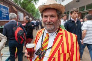 Steve - England Cricket Fanatic, Lord's Cricket Ground London 2018
