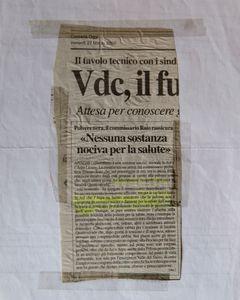 "Newspaper article ""Ciociaria Oggi"""