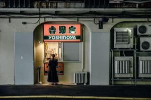 Home is where your Yoshinoya is.