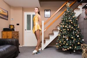 Savannah, Artistic Roller Skater, 2015
