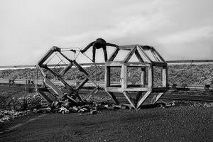 The spiderweb, 2013 © Guillaume Martial