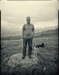 Anthony Hartley, farmer, Duddon Valley, Cumbria.
