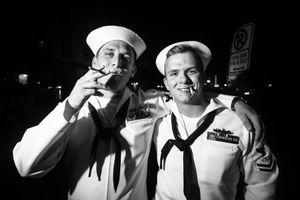 Sailors, Portland OR, June 2017