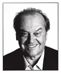 Jack Nicholson © David Bailey