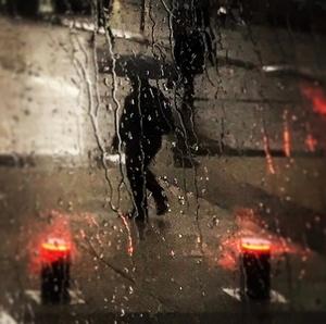 November 2015 a rainy day