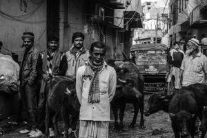 Men, India 2014