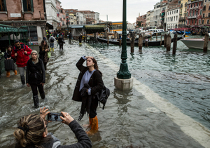 Venice, High tide