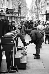 Shoeshine Guy