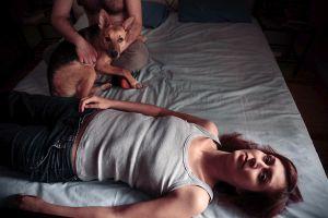 Louisa and Dida, 2009 © Andreas Tsonidis