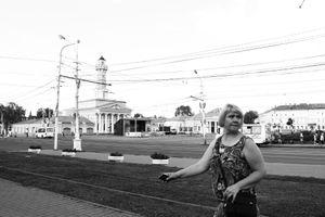 Susaninskaya Ploshchad, Kostroma, 2016