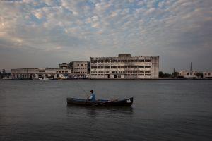 """Sulina , Delta of Danube - ROMANIA. From the series """"Where Europe ends"""" © Camilla De Maffei"""