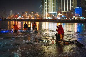 Winter angling