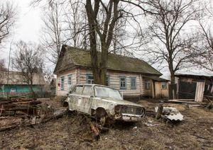 An abandone house
