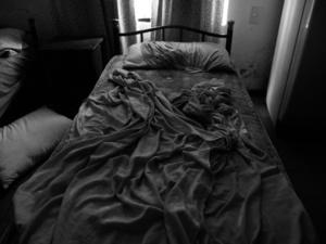 mi cama.