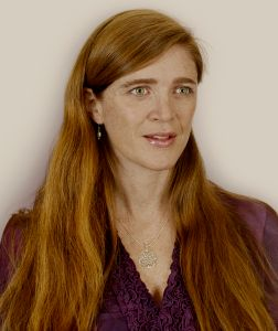 Samantha Power, 38, Adviser © Nadav Kander for The New York Times Magazine
