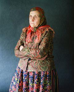 Virve from the series 'Estonian Documents' © Birgit Püve
