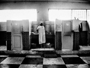 Guayaquil, Women's Prison, Ecuador, 2004