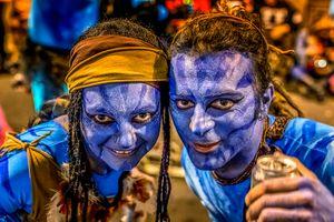 Carnival in Santa Cruz, Tenerife