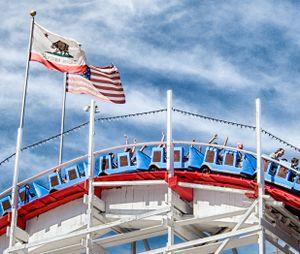American Rollercoaster
