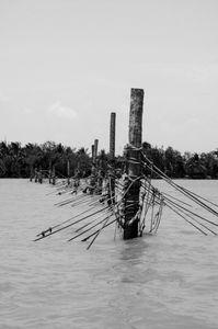 Vietnam River Scene