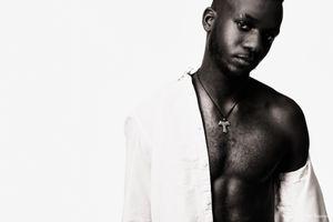 Humanity Is My Soul (Model: René Nkiere Danfuname).