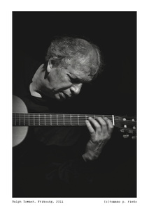 Ralph Towner, live